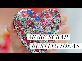 More scrap busting ideas and #sewfrugal