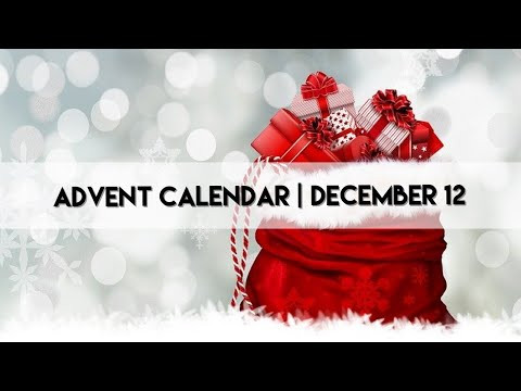 Diamond Painting - Advent Calendar | 12 December 2020