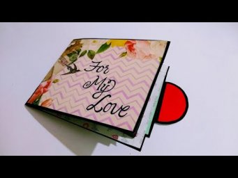 Beautiful Valentines Gift for Boyfriend | Handmade Valentines Day Gift Idea | Tutorial