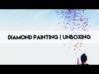 Diamond Painting - Unboxing | Fansells Friday GIVEAWAY!