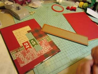 Season of Wonder Journal: Making and Decorating the Cover