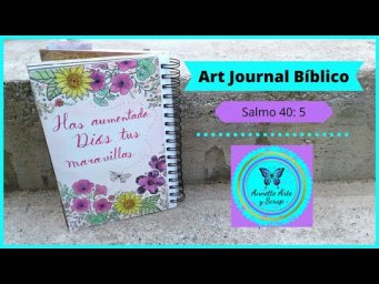 Art Journal Biblico- Salmo 40: 5