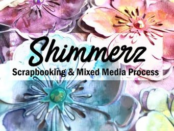 Scrapbooking Process #626 Shimmerz / Sweet Smiles