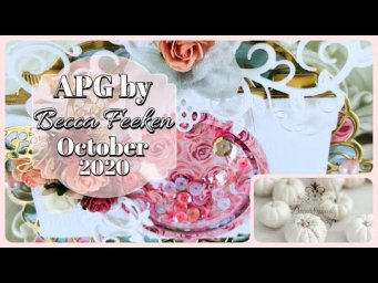 Easel Card Making Idea feat Amazing Paper Grace by Becca Feeken | Spellbinders Card Making Ideas