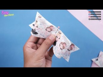 DIY Hair Accessories - Amazing Simple Bows for Beginner - Elysia Handmade