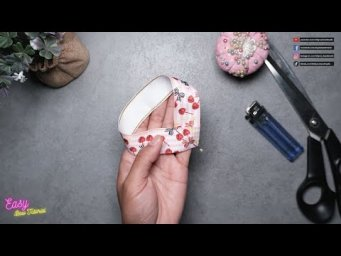 [ASMR] Ribbon Bows step by step - Little Cherry Ribbon Bows #ElysiaHandmade