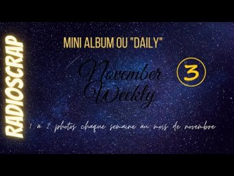 [Mini album] Demi Flip Through du Weekly November