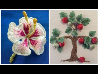 Hand Embroidery Designs / Stump Work / Heavenly Handmade Creations