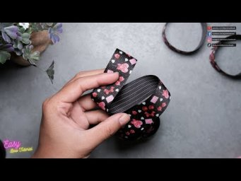 [ASMR] Ribbon Bows step by step - Mini Amora Ribbon Bows #ElysiaHandmade