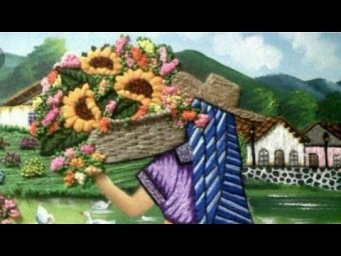 Hand Embroidery Scenery design's | beautiful wall hanging | Natural Scenery Hand Embroidery