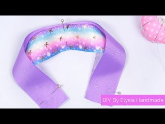 Laços Enrolados | Amazing Ribbon Bow Tutorial & Easy Bow Making | DIY By Elysia Handmade