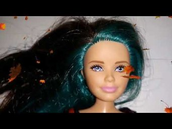 Barbie dunkelhaarige Puppen. Beautiful dark haired barbie dolls.