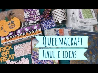 Haul Queenacraft, troqueles nuevos e ideas!