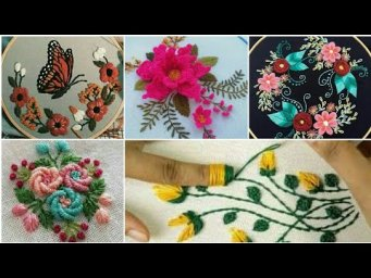Very Very Beautiful Brazilian Hand Embroidery Designs Patterns For Table Cover Cushion Bedsheets