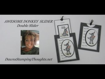 AWESOME DONKEY DOUBLE SLIDER Glitter Pit LIVE Replay February 10, 2021