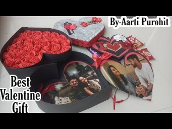 Valentines Day Special Best Gift||Double Decker Heart Box|| Surprise Love Box