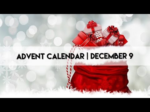 Diamond Painting - Advent Calendar | 9 December 2020