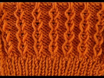 Knitting Pattern * Chain Game *