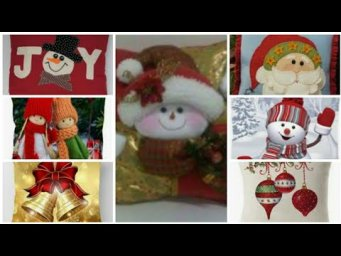 Merry Christmas Festival pillow, Cushions | Christmas Cushions Design's| Beautiful Cushions Cove