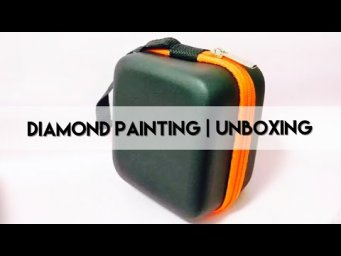 Diamond Painting - Unboxing | Small Storage Case