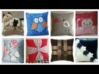 Latest Styles Of decorative pillows and cushion cover ideas 2020 / Homemade cushion cover ideas