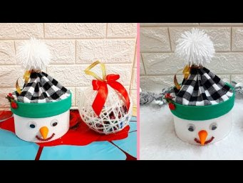2 Economical Handmade Christmas/New year Gift idea | DIY Low budget Christmas craft idea