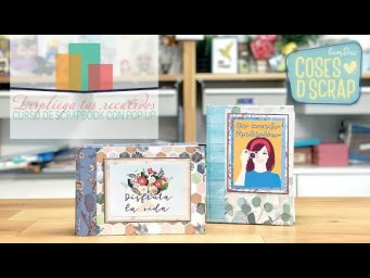 Mi curso on line. Aprende Scrapbooking con Pop Up