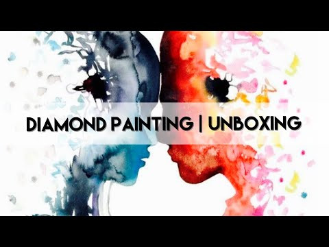 Diamond Painting - Unboxing | Windsor Diamond Art