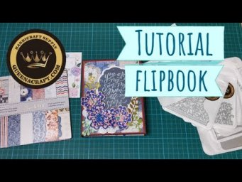 Tutorial Flipbook para snail mail!