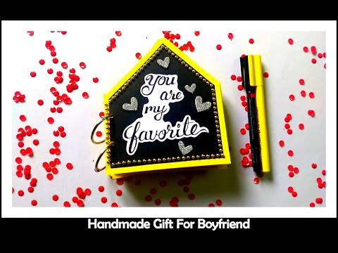 How to Make Handmade Gift for Boyfriend | Beautiful Gift Idea | Tutorial