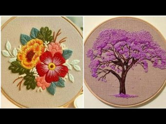 Elegant and Stunning Brazilian Hand Embroidery Designs Patterns / Heavenly Handmade Creations