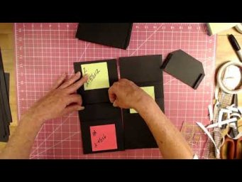 Learn How To Make The Recipe Mini Album Live Class Part 3