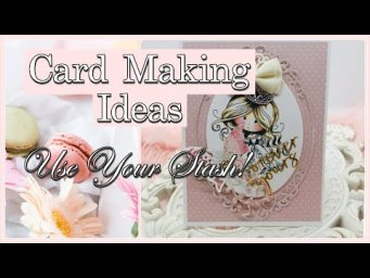 DIY CARD MAKING IDEAS | Use Your Stash! | Spellbinders February 2021