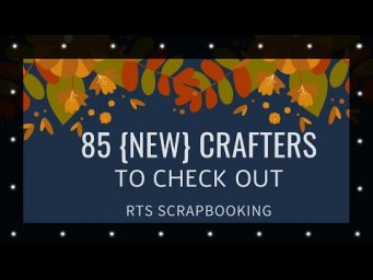 85 {new} Crafters to Check Out