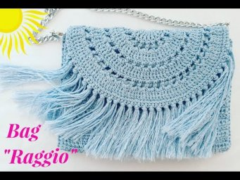 "#Pochette ""RAGGIO""  Video Tutorial / Mel C Bags Handmade"