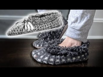 1890s Victorian Slippers - did I finally get them right?! | Historical Knitting