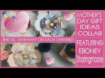 Mother's Day Gift Ideas Collab Featuring Eboney - Sharingmoore