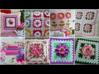 Outstanding Luxury Crochet Cushions Designs Patterns / Crochet patterns for pillow cover