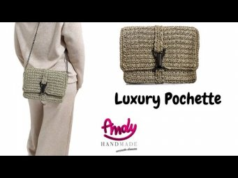 TUTORIAL Luxury Pochette Uncinetto Estate