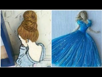 Unique And Outstanding Hand Embroidery Designs Ideas / Hair Style Hand Embroidery Patterns / H H C