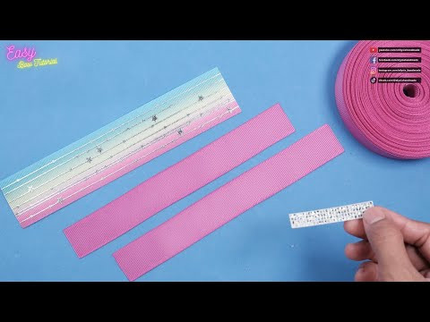 DIY Hair Accessories - Amazing Simple Bows For Your Daughter - Elysia Handmade