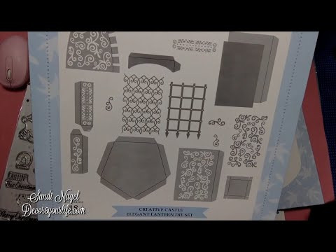 NEW Die-sets and Stamps from Paper Discovery and Sam Calcott! | Craftstash Haul | Olga Direktorenko