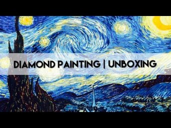 Diamond Painting - Unboxing | GBFKE