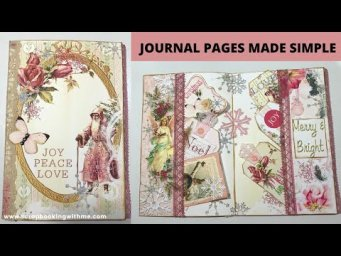 JOURNAL PAGES MADE SIMPLE ~ NEW DIGITAL FROM HELLOSUSAN