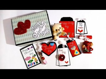 Special Valentines Box | Beautiful Valentines GIFT Box | Tutorial