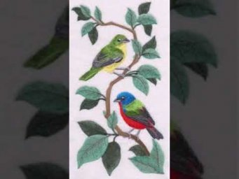 Beautiful hand embroidery designs / Embroidery Patterns / Heavenly Handmade Creations