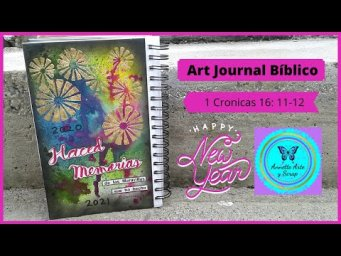 Art Journal Biblico  1 Crónicas 16: 11 12