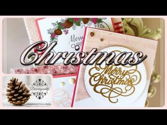 Christmas Cards | More Christmas Cards Ideas for 2020 feat Card Making Magic by Christina Griffiths