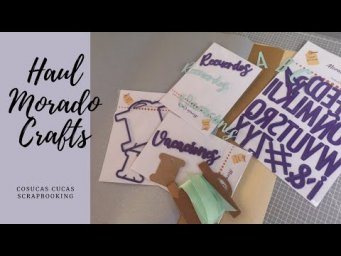 Haul Morado Crafts.