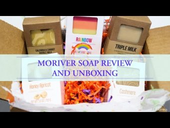 Unboxing and Reviewing MORIVER SOAPS | The Chief Reviews